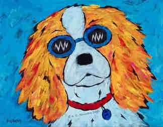 Gotta Wear Shades - King Charles Cavalier 2