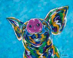 I Nose I Can... - Pig