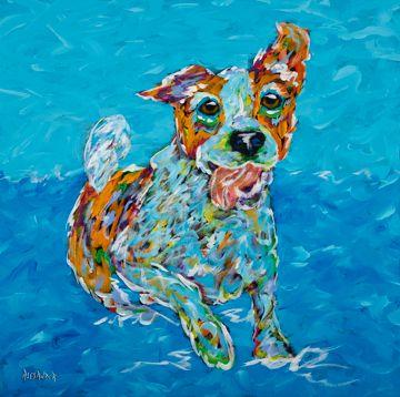 Sea Me? - Jack Russell