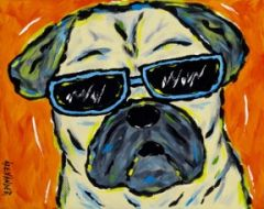 Gotta Wear Shades - Pug