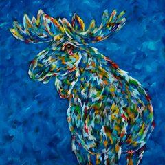 Moose On The Loose - Moose