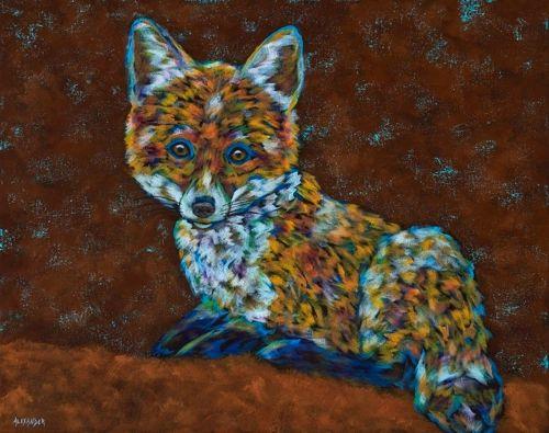 Trickster - Fox, Kit