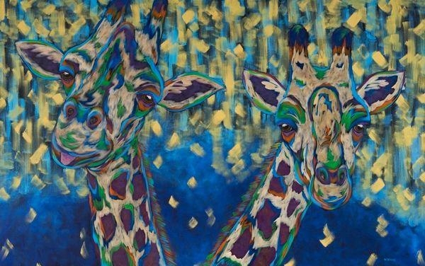 It's A Long Story - Giraffe