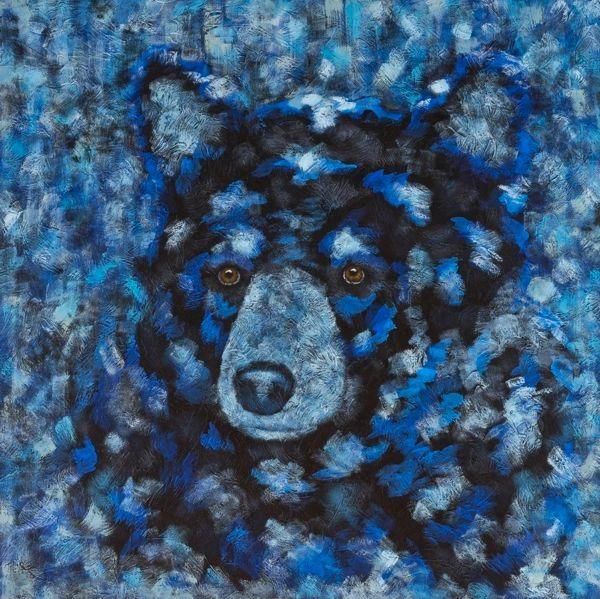 BlueBEARy - Bear
