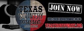 Texas Country Music Association's mission is to consistently promote & support Texas Country Music