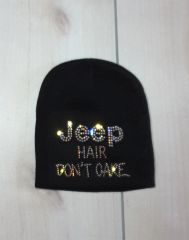 Jeep Beanie Jeep Hair Don't Care
