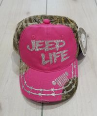 Jeep Life Realtree Hat, Baseball and Trucker Hat