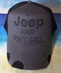 Jeep Vintage Style Trucker Hat