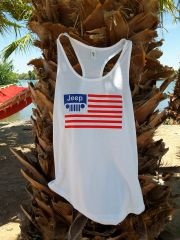 Tank Top USA Adult Tank Top
