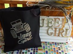 Bag Jeep Girl