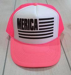 Merica USA Trucker Hat
