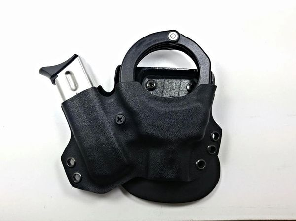 ASP Handcuff / Optional Single Magazine Pouch Combo