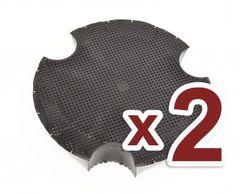 """Nature's Footprint Soil Separator 14.75"""" - 2 Pack"""