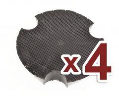 """Nature's Footprint Soil Separator 14.75"""" - 4 Pack"""