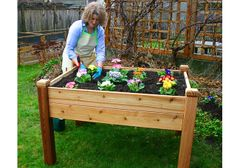 OLT Elevated Garden Bed 4' x 3'