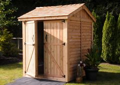 OLT Maximizer Wooden Shed 6×6