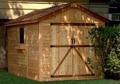 OLT SpaceMaker Storage Shed 8×12