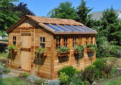 OLT Sunshed Garden Shed 12×12