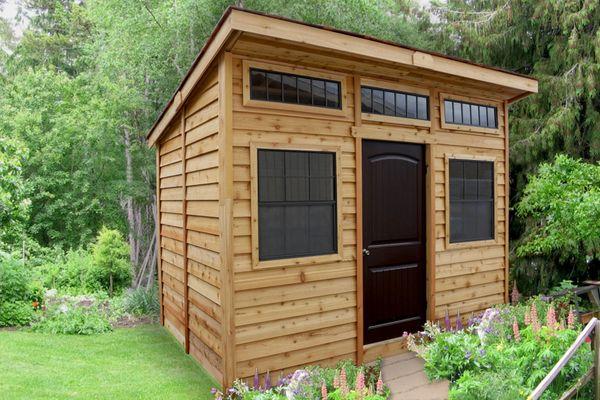 OLT Studio Garden Shed 12×8