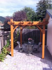 OLT Breeze Pergola Kit 8×10