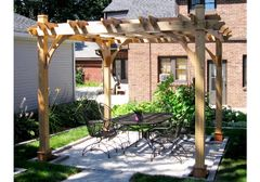 OLT Breeze Pergola Kit 10×10