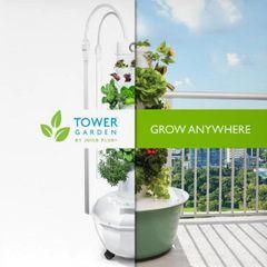 Tower Garden Aeroponic Gardens