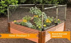 Frame It All Stackable Animal Barrier 4' x 4'