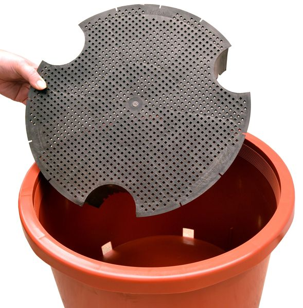 Nature's Footprint's Soil Separator – 17.5""