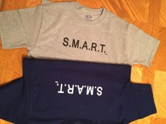 The Kids S.M.A.R.T. Tee and The Kids S.M.A.R.T. Bedazzle