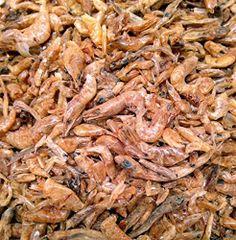 Dried River Shrimp - 5 lb Bag