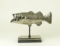 Bajo Fish Sculpture