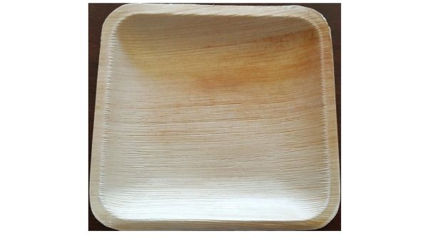 6 inch Square Plate (8 Cartons of 100)