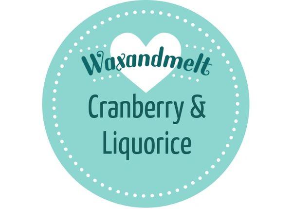 Cranberry & Liquorice