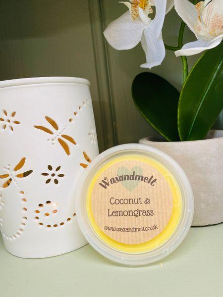 Coconut and lemongrass