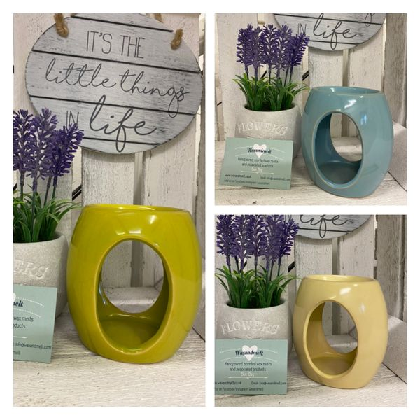 BRIGHT WAX WARMERS - 3 colours available