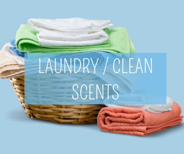 LAUNDRY / CLEAN SCENTS