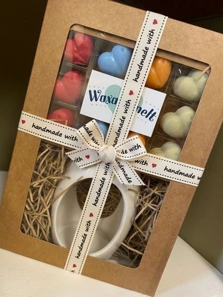 SAMPLE BOX & BURNER GIFT SET