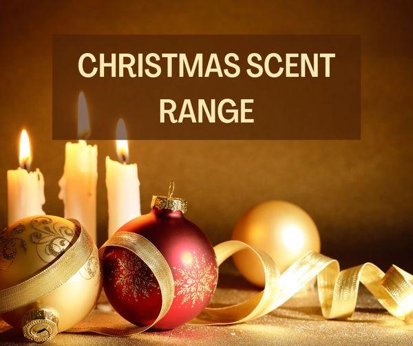 CHRISTMAS SCENT RANGE