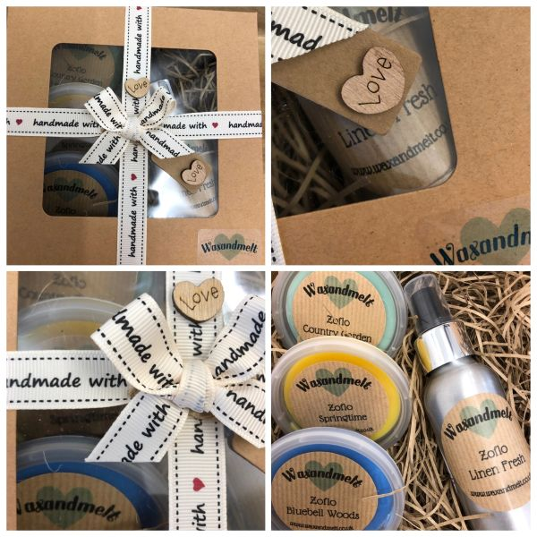 ROOM SPRAY AND WAX GIFT SET