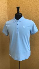 Ladies Light Blue Polo