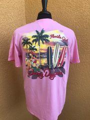 Florida Girl Tee - Pink