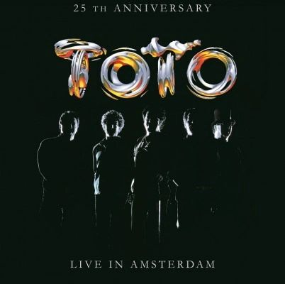 TOTO 25TH ANNIVERSARY: LIVE IN AMSTERDAM 180G 2LP