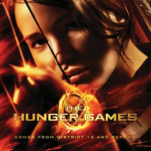 HUNGER GAMES OST SONGS FROM DISTRICT 12 AND BEYOND 2LP