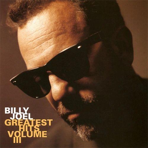 BILLY JOEL GREATEST HITS VOLUME III 180G 2LP TRANSLUCENT GOLD VINYL