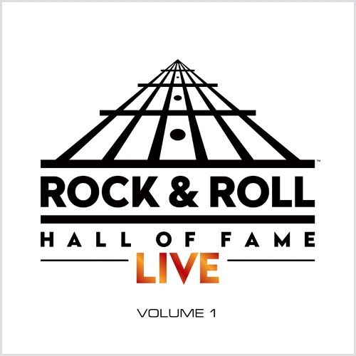 ROCK AND ROLL HALL OF FAME LIVE VOLUME 1 180G