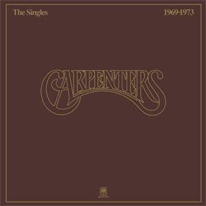 CARPENTERS THE SINGLES 1969-1973 180G
