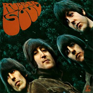 BEATLES RUBBER SOUL 180G REMASTERED