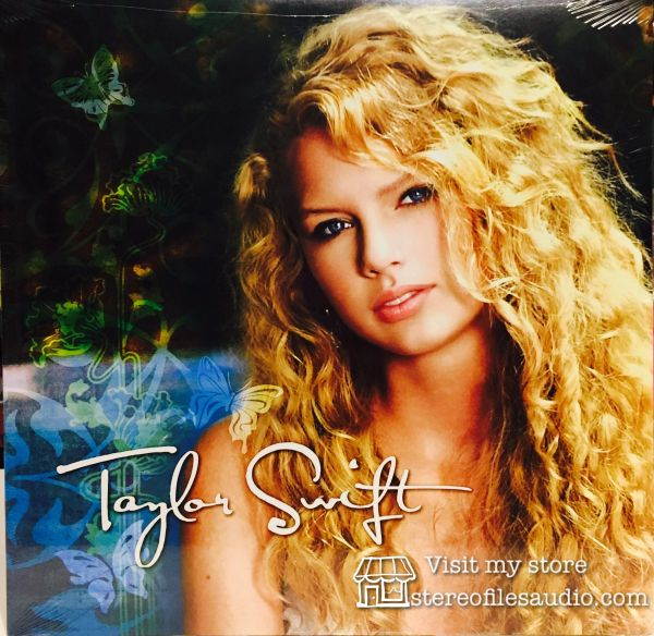 TAYLOR SWIFT TAYLOR SWIFT 180G 2LP