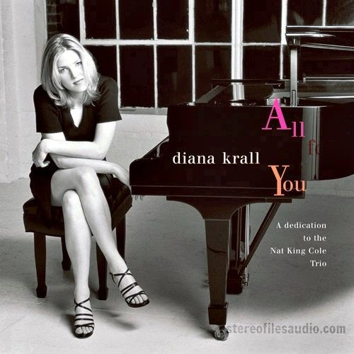 DIANA KRALL ALL FOR YOU A DEDICATION TO THE NAT KING COLE LIMITED EDITION 180G 45RPM 2LP