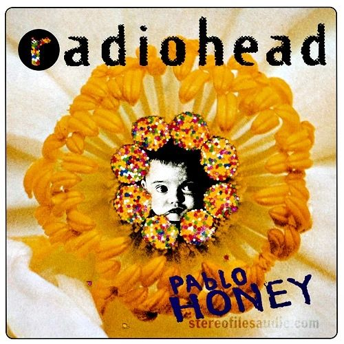 RADIOHEAD - PABLO HONEY 180G